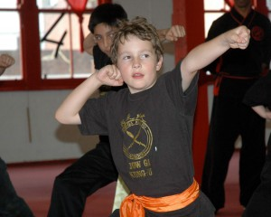 Kids Kung Fu Surry Hills
